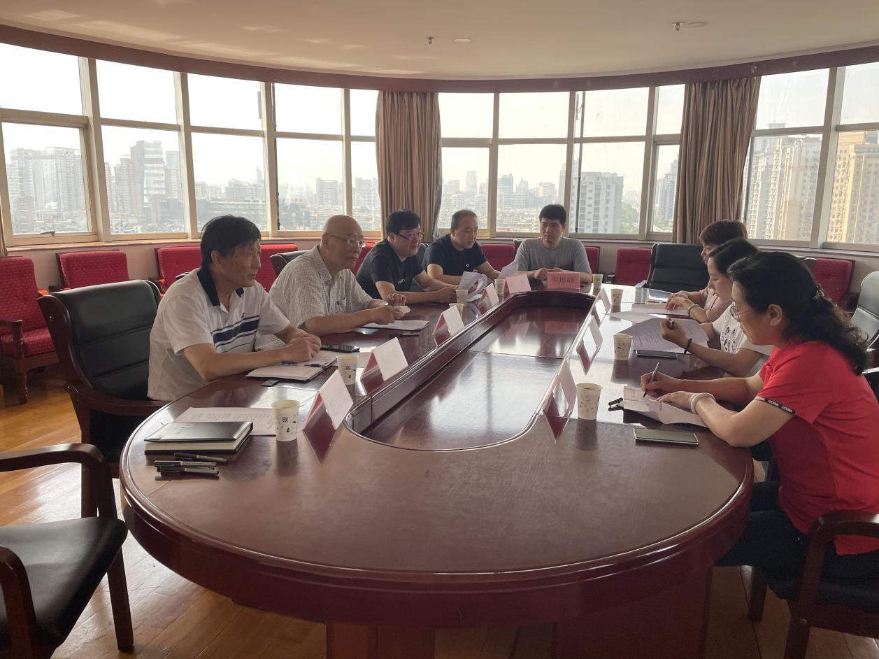 安徽省体育事业发展基金会与浙江省体育基金会举行交流会